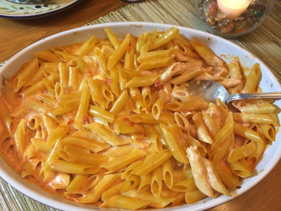 Five Cheese Penne Recipe