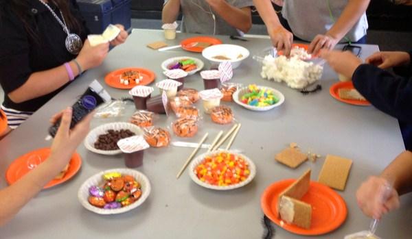 Edible Candy Sculptures for Halloween 2
