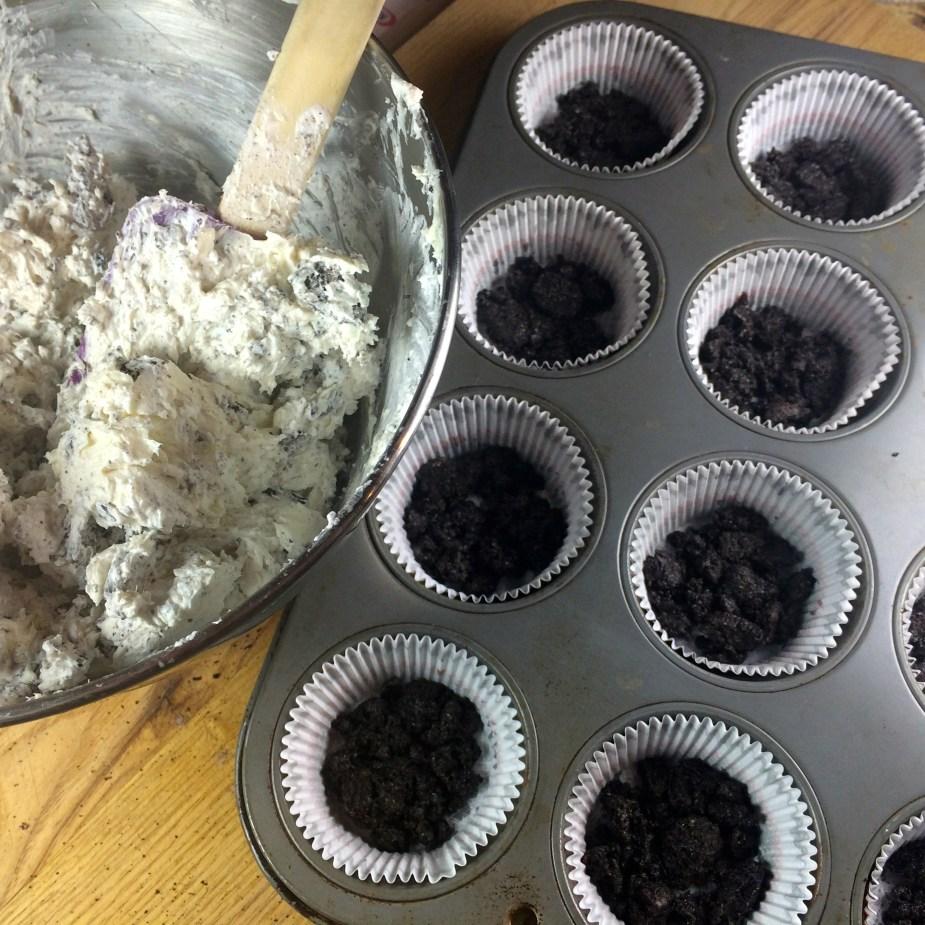 Batty OREO No-Bake Cheesecake Recipe
