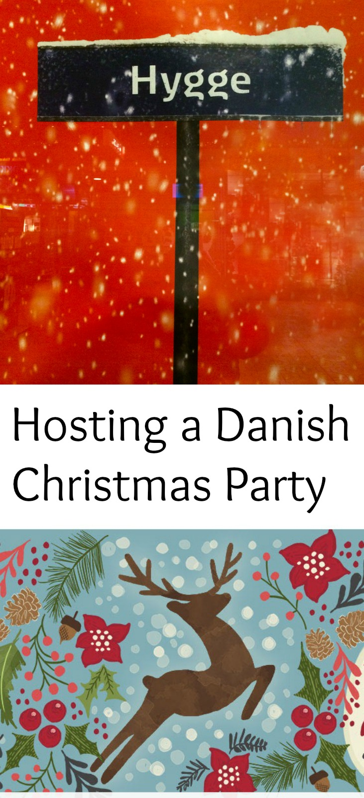 Hosting a Danish Christmas Party is so easy with @Evite Glædelig Jul! #LifesBetterTogether #BeThere #Evite