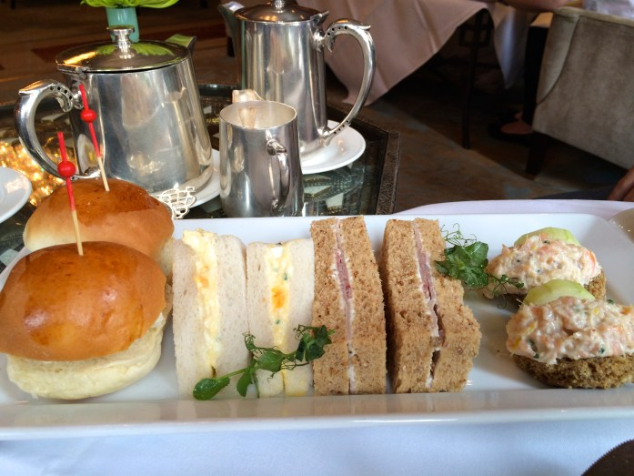 Westbury Hotel Afternoon Tea Dublin