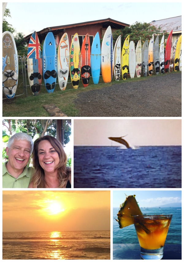 Maui Collage
