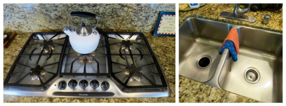 Clean Kitchen #ScrubCloth