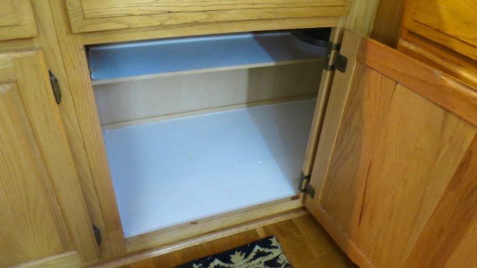 The Best Way to Line Kitchen Cabinets and Drawers