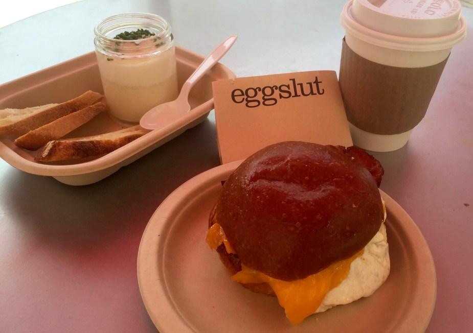 Eggslut Downtown LA