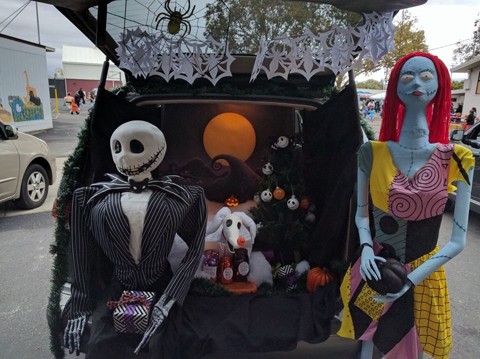 Great Trunk or Treat Ideas!