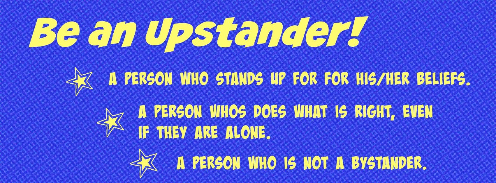 be-an-upstander