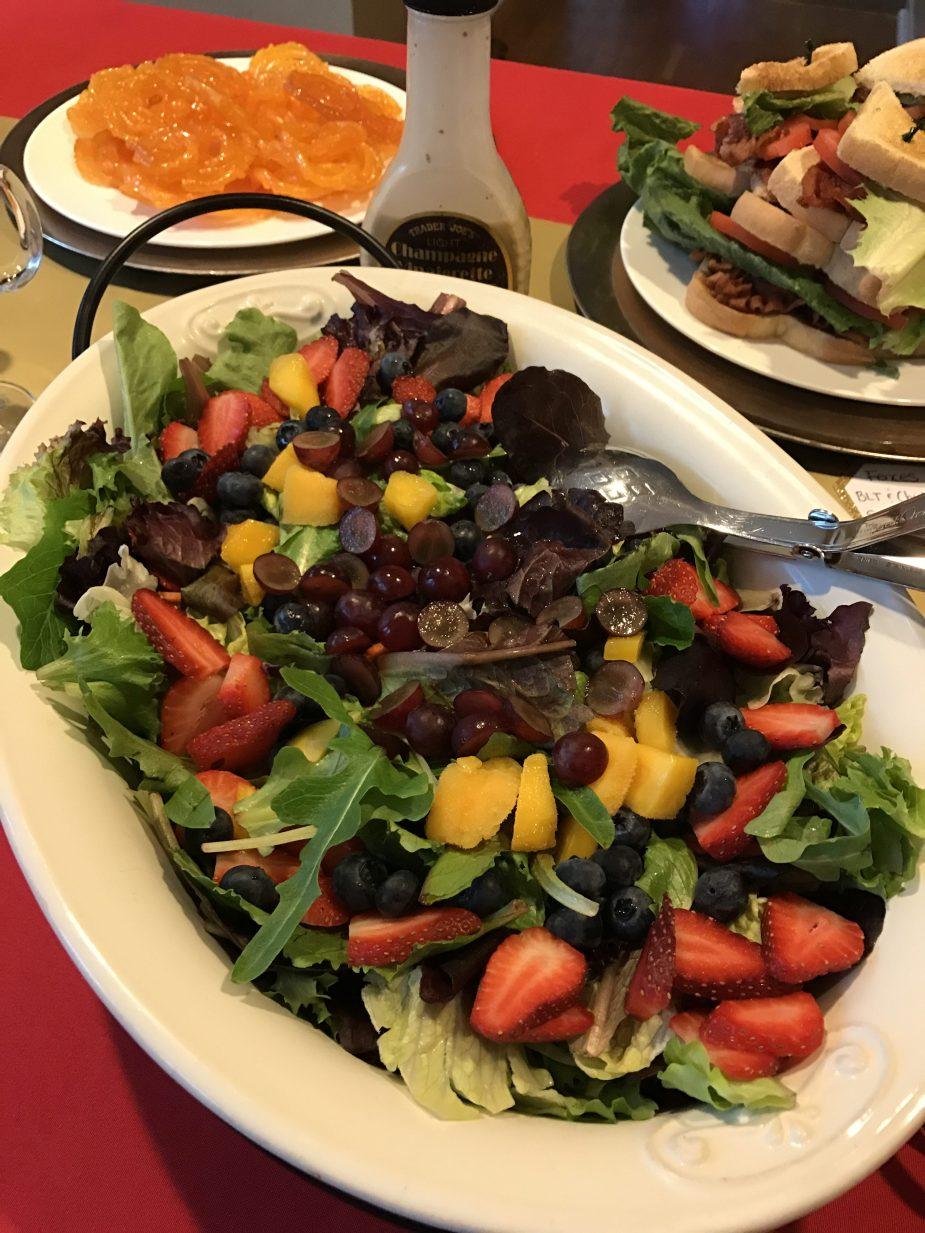 La La Land Salad