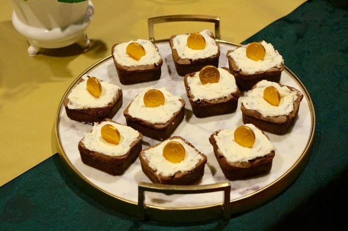 Bailey's Irish Cream Brownies Recipe
