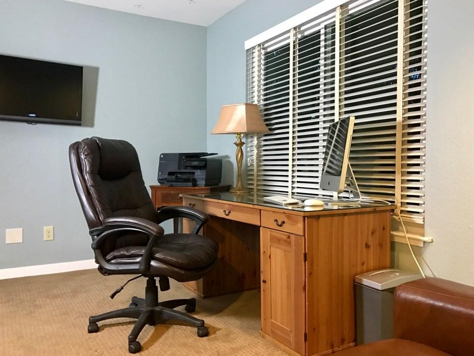 Home Office redo