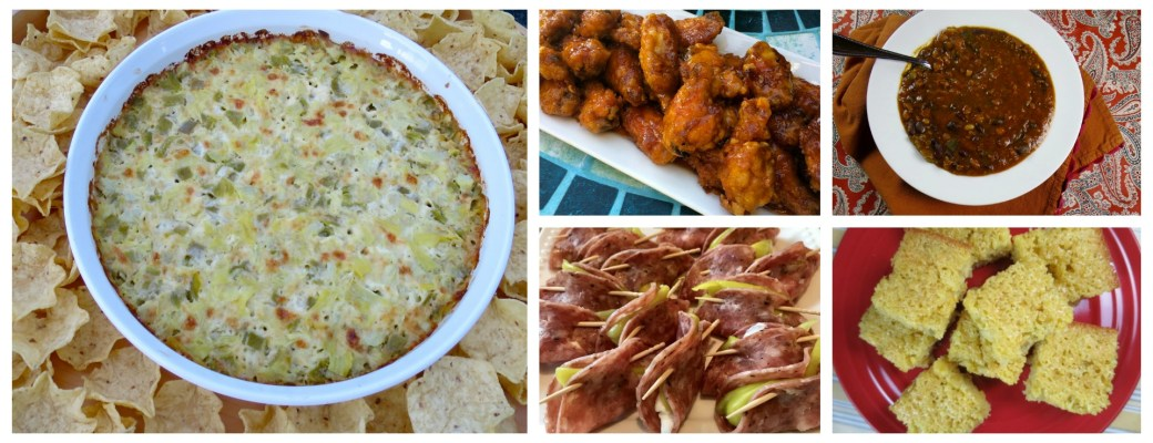 12 Amazing Super Bowl Recipes