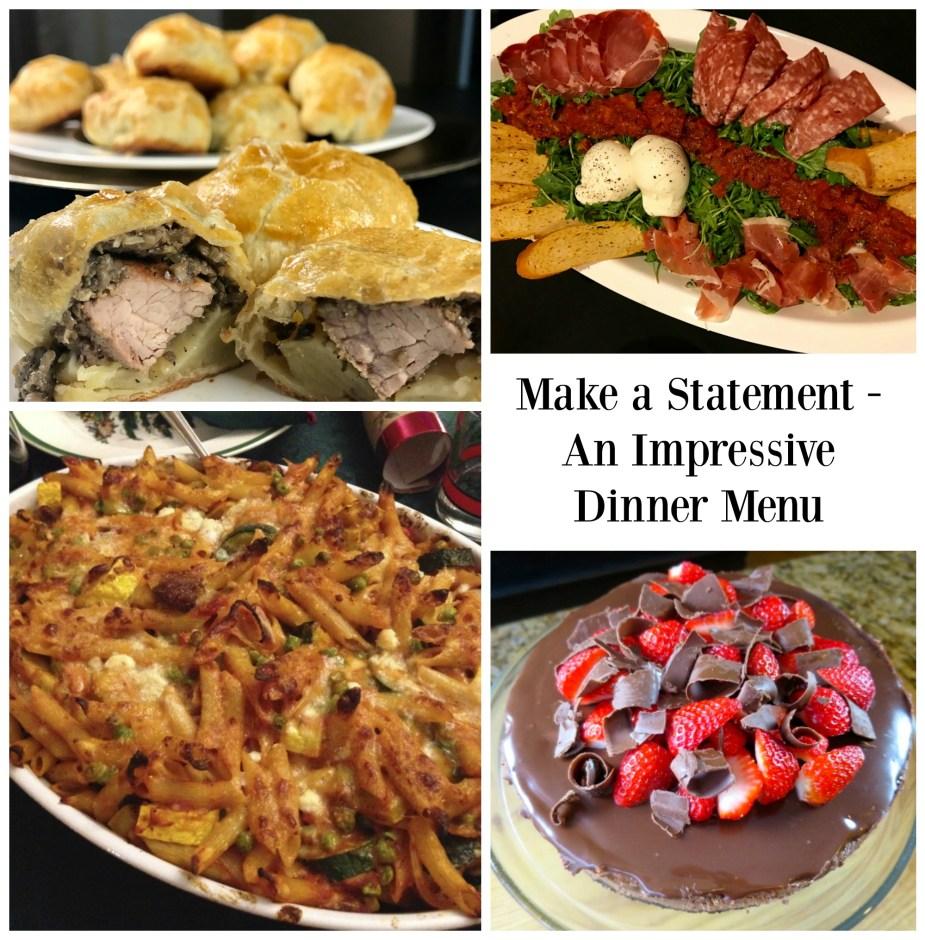 Five Valentine Dinner Menus - Something for Everyone!