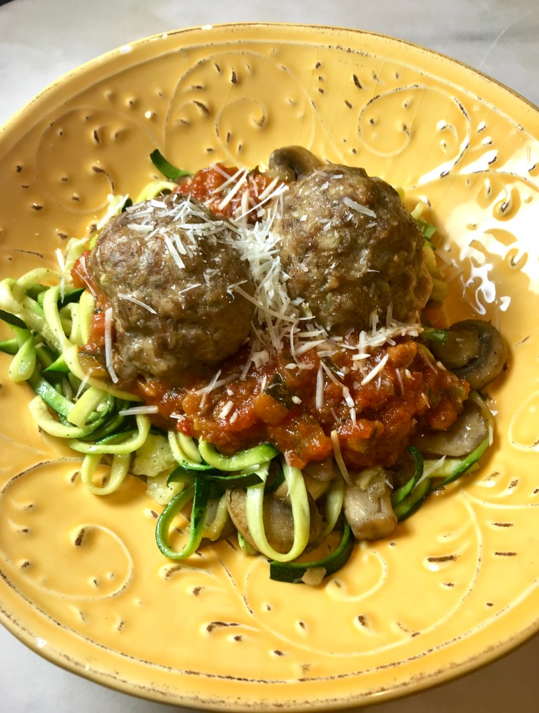 Meatballs for Three Different Dinners #SundaySupper