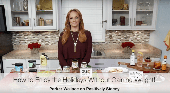 Holiday Entertaining with Parker Wallace