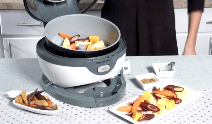 Cooking Healthier With an Air Fryer