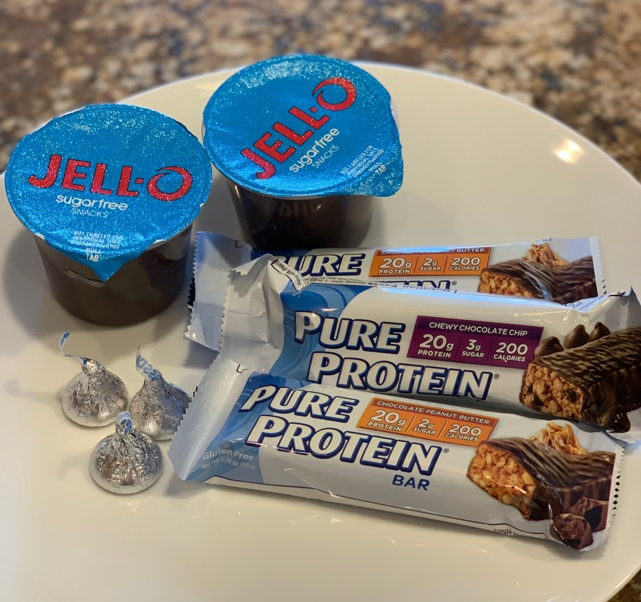 My Go-To WW Freestyle Snacks
