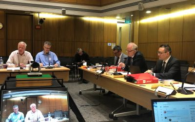Report on Positive Money's Parliamentary Select Committee presentation
