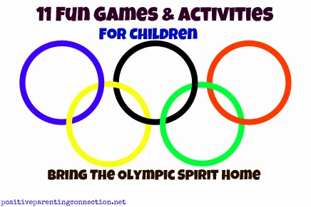 11 Fun Games to Bring the Olympic Spirit Home