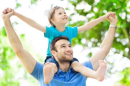 positive parenting father and son activities that connect