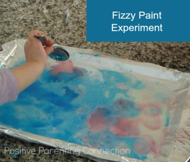 fizzy paint