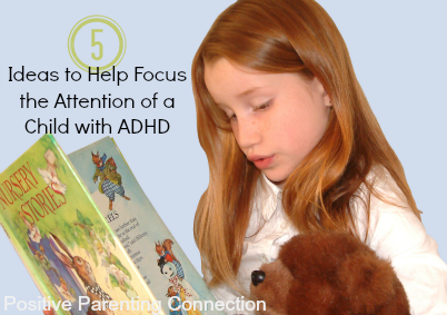 discipline for ADHD child