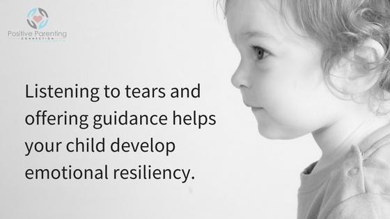 tantrum help positive parenting