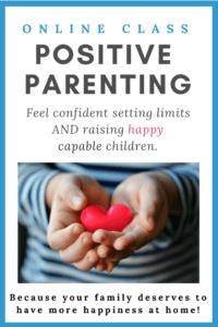 positive parenting class online