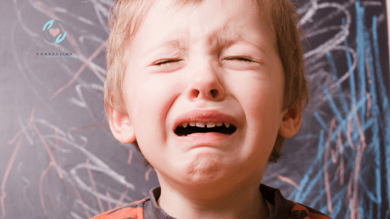 misbehaving child and discipline