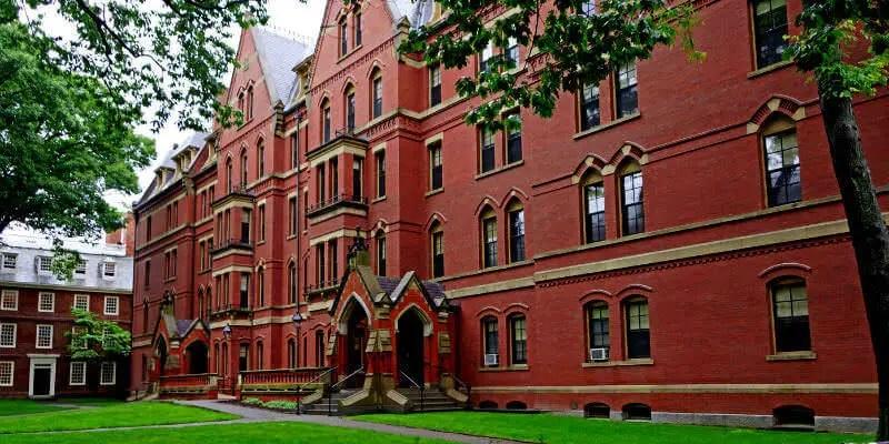 universitas amerika jurusan psikologi - Harvard University