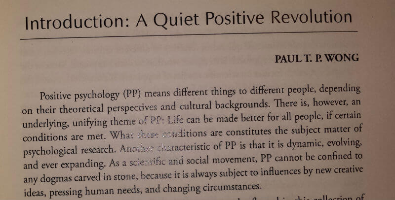 What Is Positive Psychology & Why Is It Important