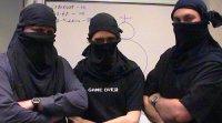 Ninjas at work