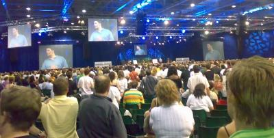 Tony Robbins London 2006
