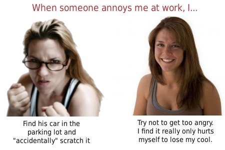 How not to let annoying people annoy you