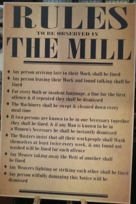 factory rules
