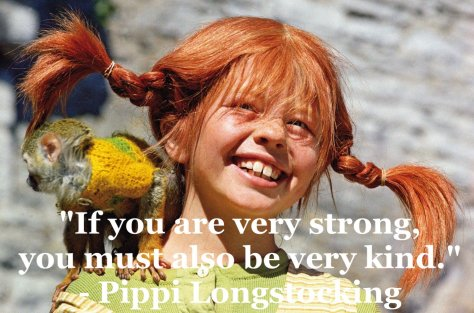 Checking Out Pippi Longstocking From >> Pippi Longstocking On Leadership The Chief Happiness Officer Blog
