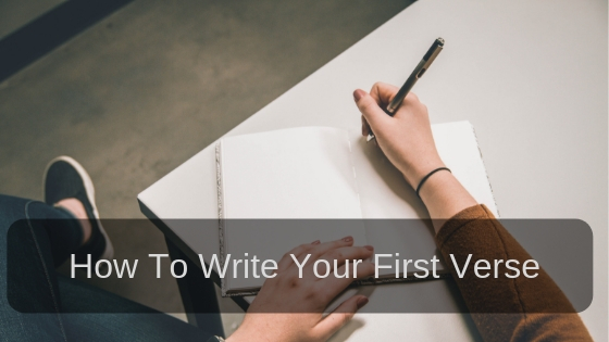 Write Your First Verse