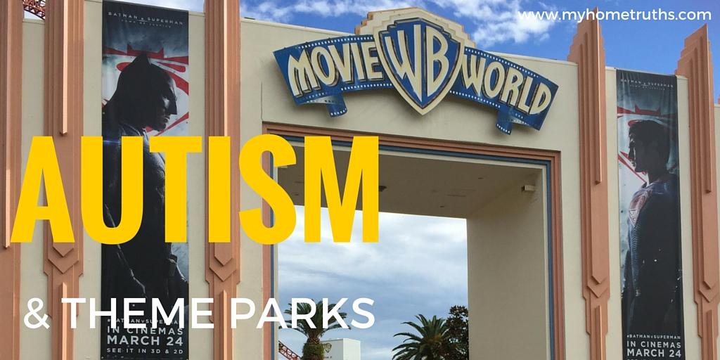 Autism & Theme Parks