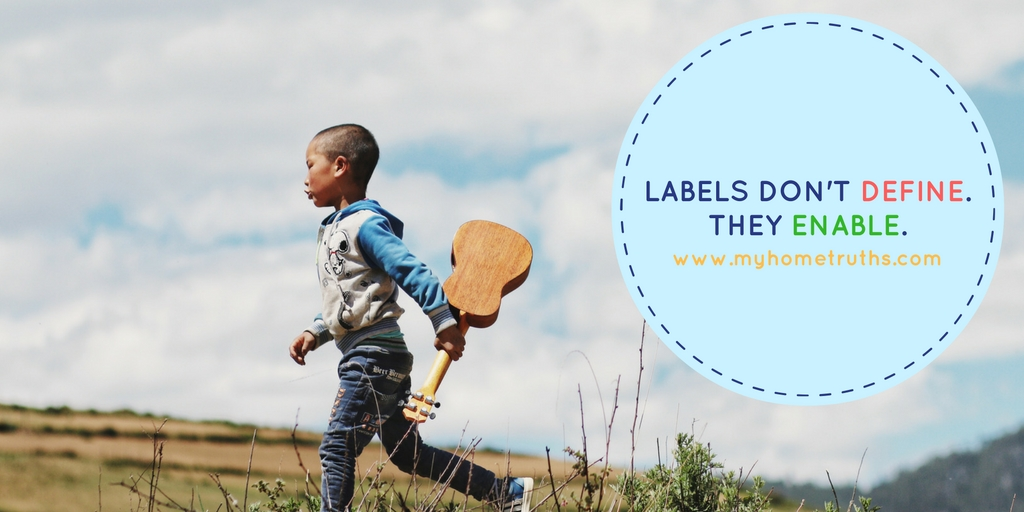 Labels don't define. They enable.