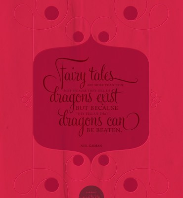 #21: Fairy tales are more than true - Neil Gaiman