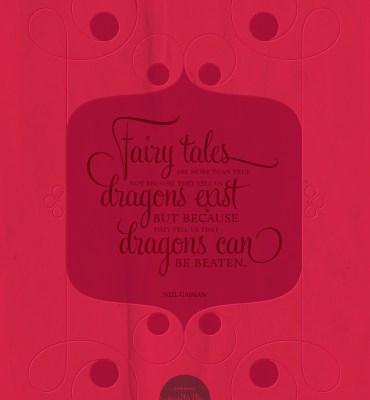 #21: Fairy tales are more than true - Neil Gaiman