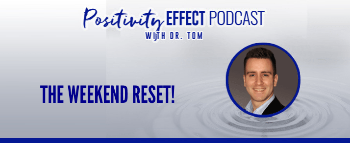 TWR001 – The Weekend Reset! Altruism Heals?