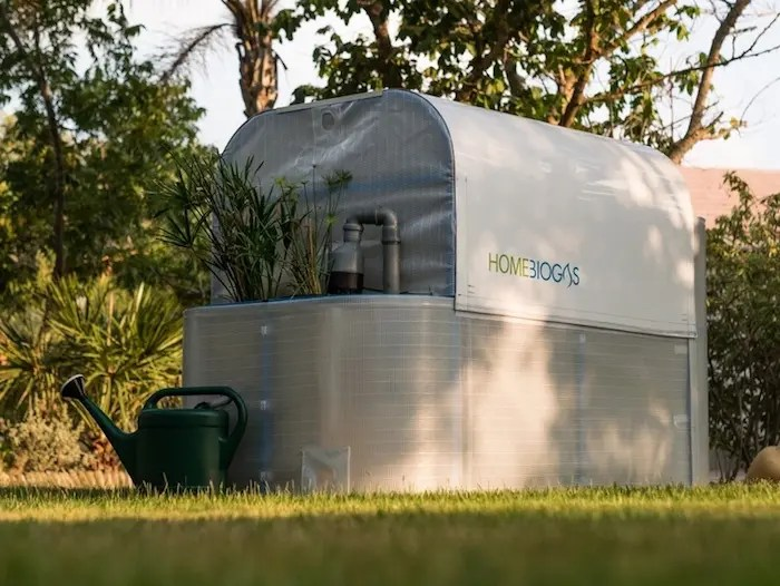 Source : Homebiogas