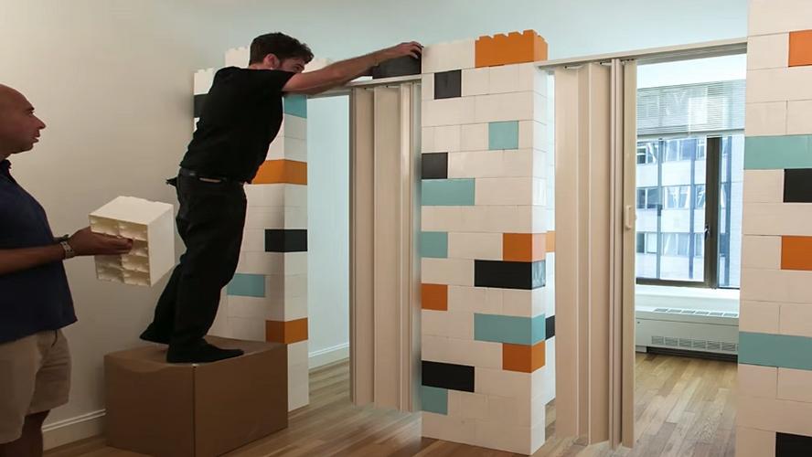Avec Les Briques Everblock Transformer Sa Maison Devient