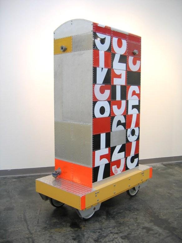 Perpetual Notion Machine (aka Sisyphus Machine) (2003)