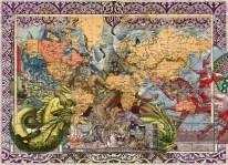 1853 Kolonien in Afrika und in der Sud See (2016) Copyright malala andrialavidrazana Courtesy AFRONOVA GALLERY