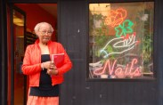Conchita Nails It ( Old School Gender Fluid ) (Harlem, NYC Sunday 4/22/17 2:30 PM, 65 Degrees)