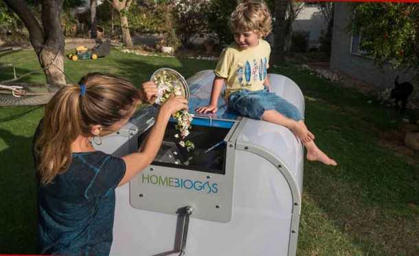 Otthoni biogáz telepítés