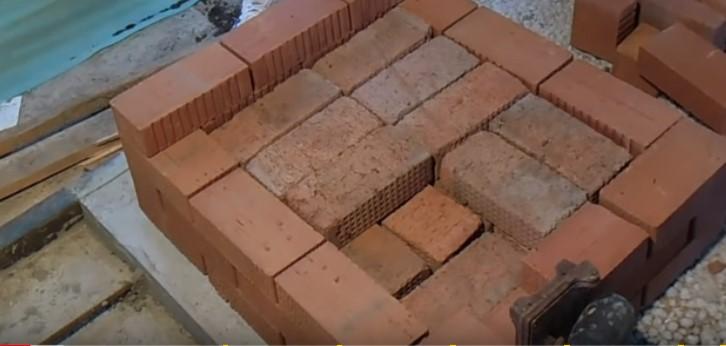 Brickugn för hem (115 bilder): Instruktioner för installation med egna händer, spisritningar