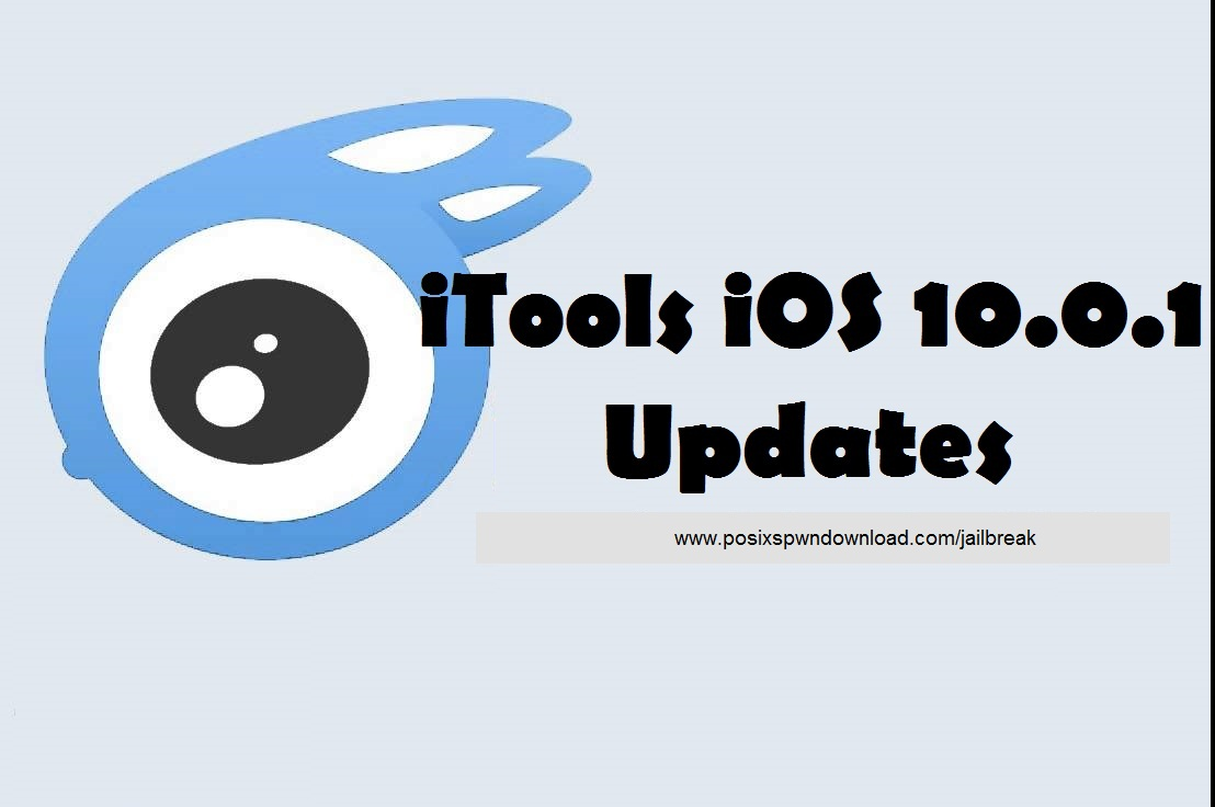iTools for iOS 10 1 1 for a better iDevice management on