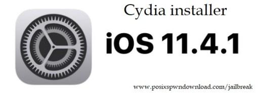 cydia installer ios 11.4.1